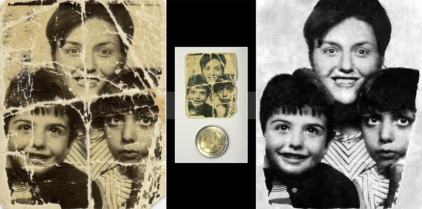 Ritocco e restauro fotografie fotoritocco fotorestauro for Fotoritocco