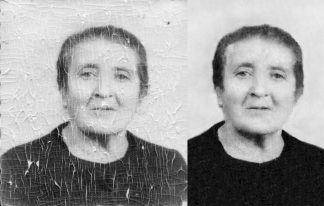ritocco e restauro fotografie